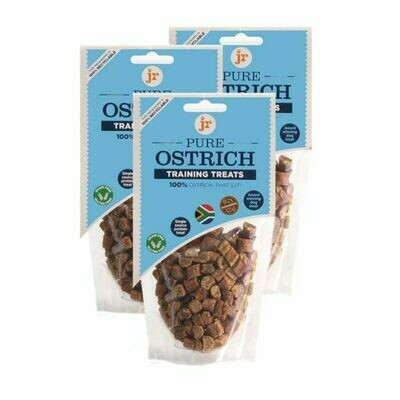 Pure Ostrich Training Treats 85g
