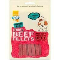 Good Boy Beef Fillets 90g