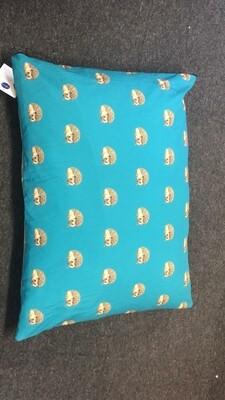 Luxury Cushion Bed Hedgehog Print