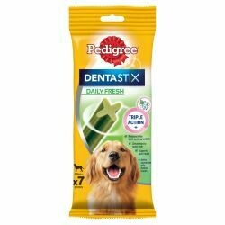 Pedigree Denta Stix Fresh Large 7 Pack