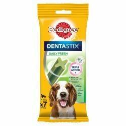 Pedigree Denta Stix Fresh Med 7 Pack