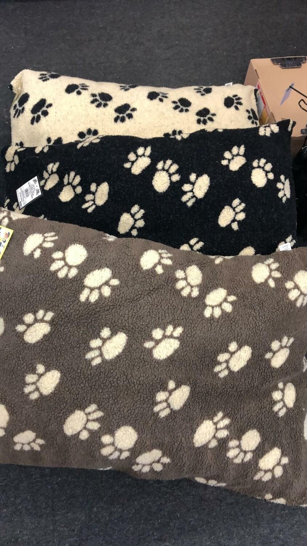 Dog Fleece Cushion