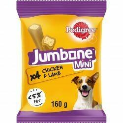 Pedigree Jumbone Chicken & Lamb Mini (4pcs)