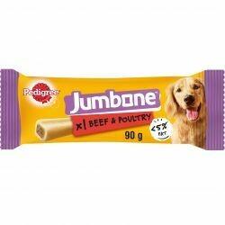 Pedigree Jumbone Chicken & Lamb Med (2pcs)