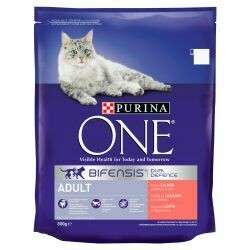 Purina One Cat Salmon 3kg