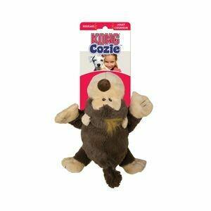 Kong Cozie Assorted Naturals