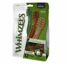 Whimzees Toothbrush Pre Pack 110mm, Med (12pcs)
