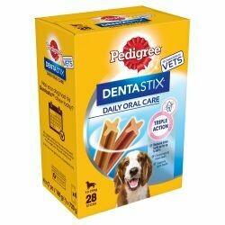 Pedigree Denta Stix Medium 56 Pack **SPECIAL PRICE**