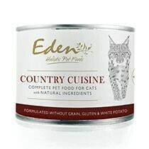 Eden Cat Country Cuisine 200g