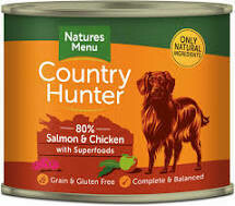 Country Hunter Salmon and Chicken with Superfoods 600g