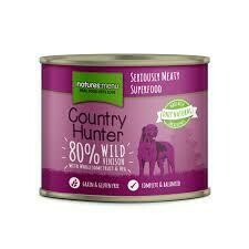 Country Hunter Wild Venison with Superfoods 600g