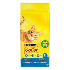 Go-Cat Complete Herring, Tuna and Veg 2kg