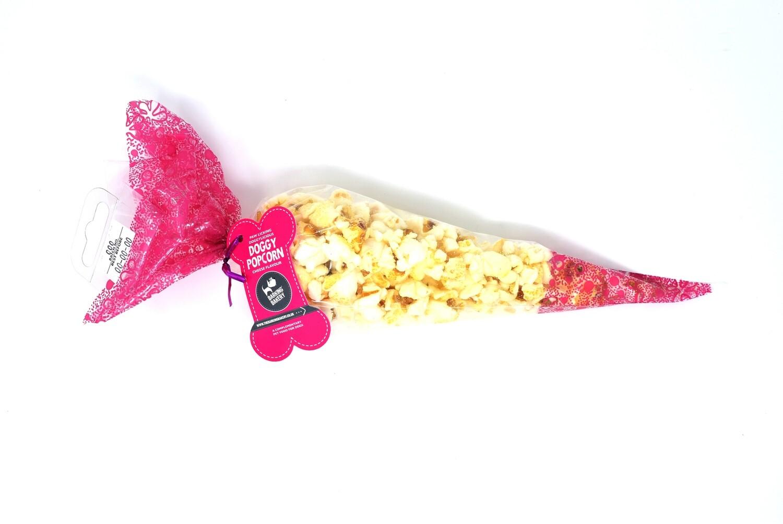 Barking Bakery Cheesy Popcorn Bag