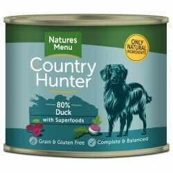 Country Hunter Duck with Superfoods 600g