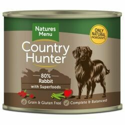 Country Hunter Rabbit with Superfoods 600g