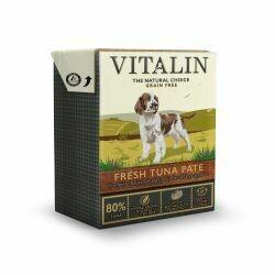 Vitalin Grain Free Tuna Pate 375g