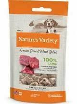Nature's Variety Freeze Dried Lamb Bites (20g)