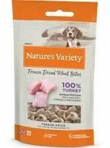 Nature's Variety Freeze Dried Turkey Bites (20g)