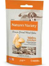 Nature's Variety Freeze Dried Chicken Bites (20g)