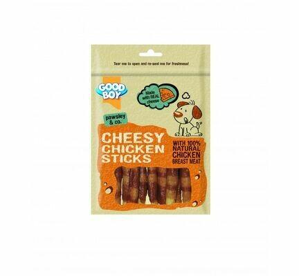 Good Boy Cheese and Chicken Sticks (80g)