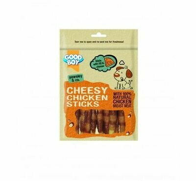 Good Boy Cheese and Chicken Sticks (80g)