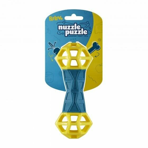 Nuzzle Puzzle Dumbbell