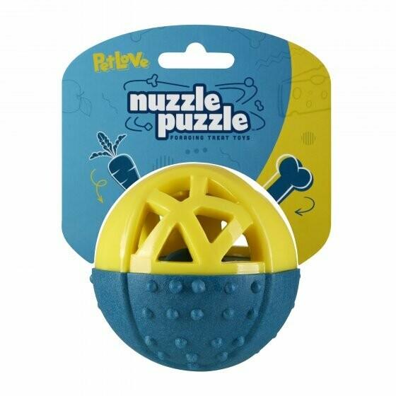 Nuzzle Puzzle Ball