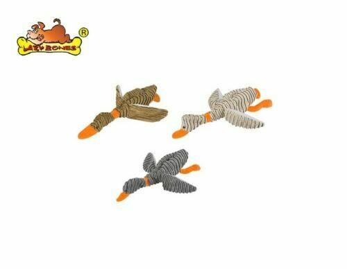 Lazy Bones Squeaky Duck Toy