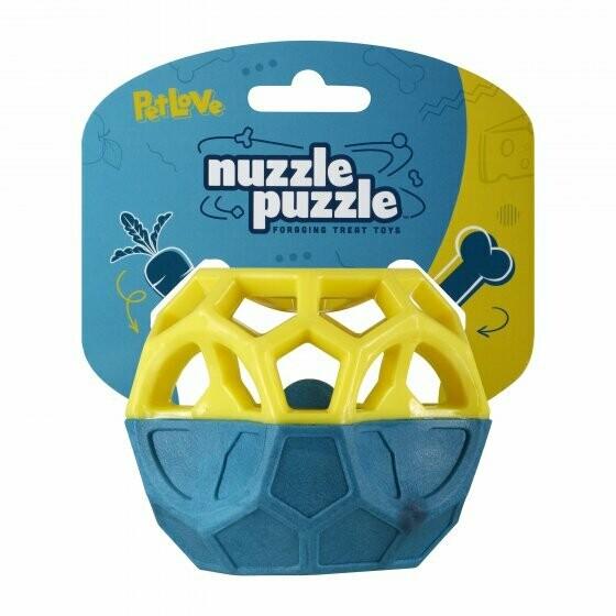 Nuzzle Puzzle Cube