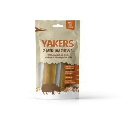 Yakers Med 2 Pack