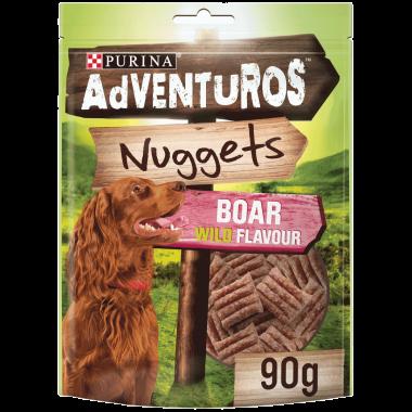 ADVENTUROS® Nuggets Boar Dog Treats