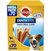 Pedigree Denta Stix Small 70 Pack **SPECIAL PRICE**