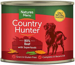 Country Hunter Beef with Superfoods 600g