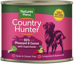 Country Hunter Pheasant & Goose with Superfoods 600g