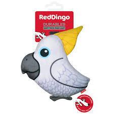 RedDingo cockatoo durable soft toy