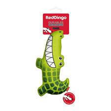 RedDingo crocodile durable soft toy