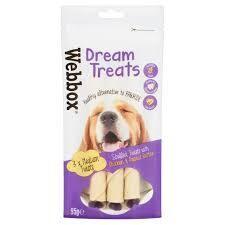 Webbox dream treats