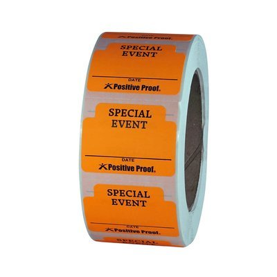 Special Event Stickers