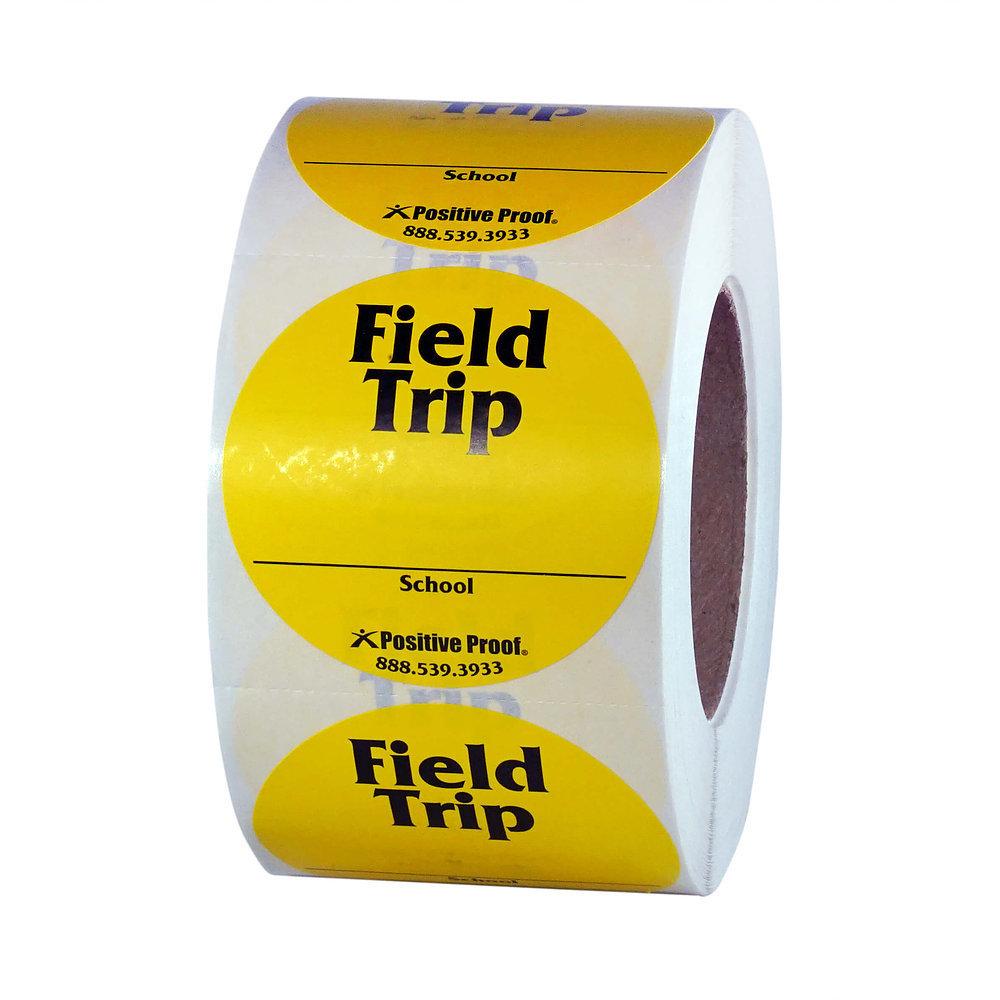 Field Trip Stickers