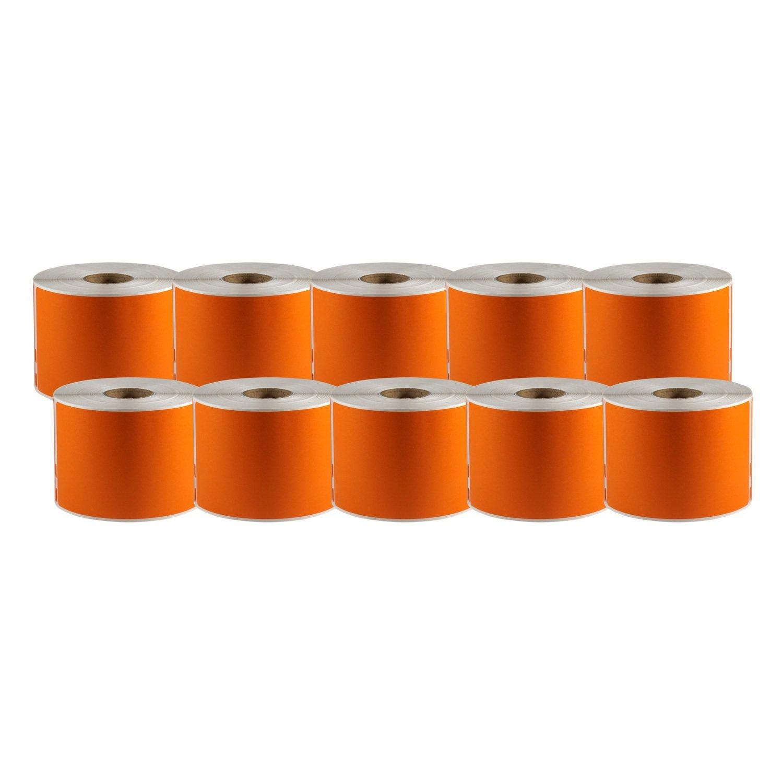 Orange Labels