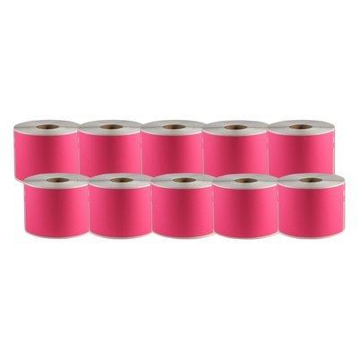 Pink Labels
