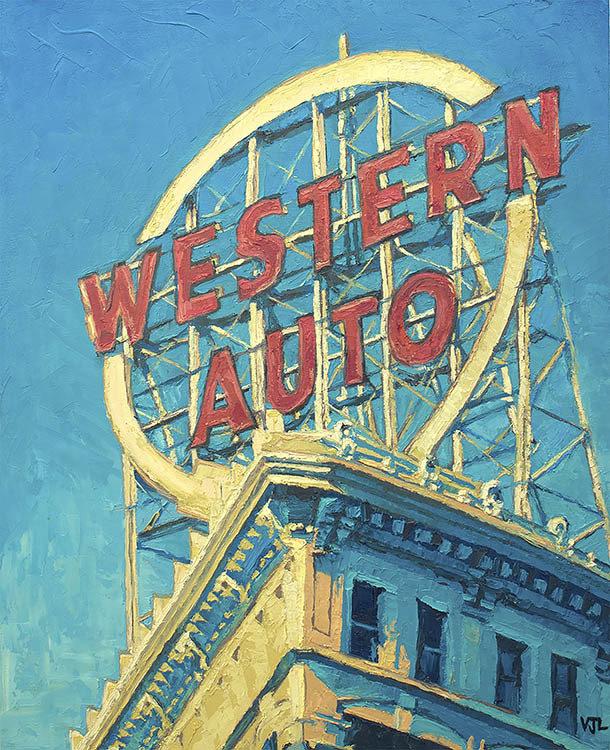 Western Auto V