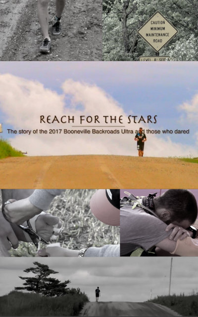 'Reach for the Stars: The Booneville Backroads Ultra Marathon' DVD
