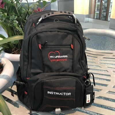 TFC Lifesavers Instructor Backpack