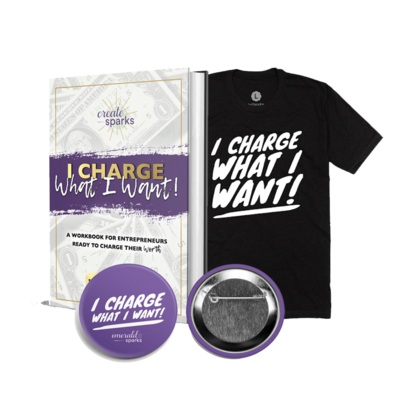 I Charge What I Want Bundle