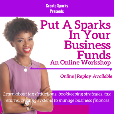 Put A Spark In Your Business Funds