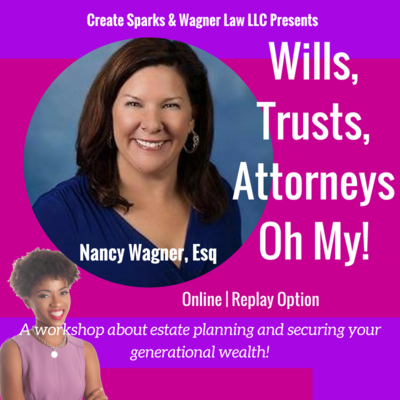 Wills, Trusts, Attorneys Oh My!