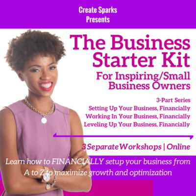 The Business Starter Kit: 3 Part Series