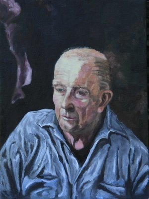 Oil Portrait -- The Ultimate Gift