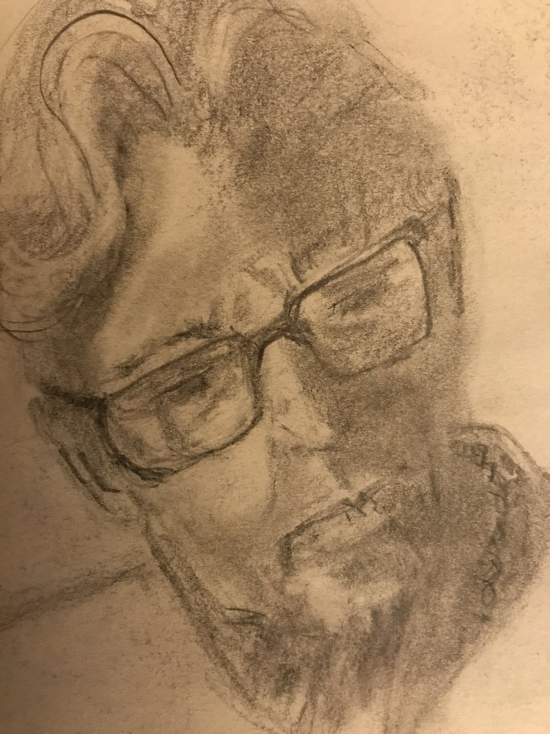 Coffee And A Sketch: Clapton
